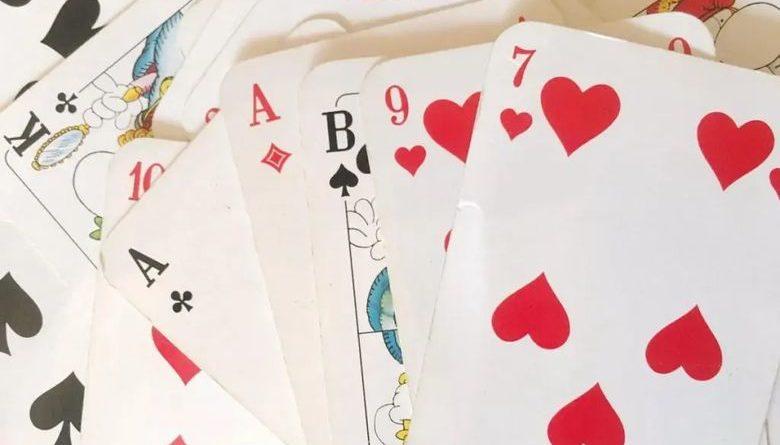 Интересные игры с картами на двоих