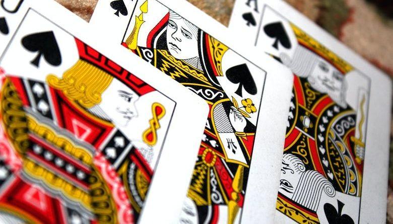 Пиковая дама - игра в карты: правила